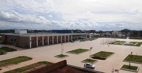 馬達加斯加國際會議中心(網絡圖片)