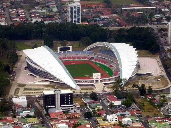 哥斯達黎加國家體育場(網絡圖片)