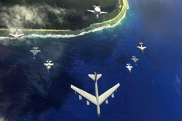 美日韓澳抵制「防空識別區」大陸民眾譏中共遭抽臉