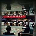 自王立軍事件爆後,重慶官場已經歷多次「地震」。圖為今年3月6日孫政才(左二)及黃奇帆(左三)在北京參加中共18大期間。(Getty Images)
