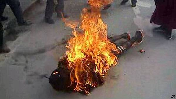 BBC:自焚—藏人的絕望與悲哀