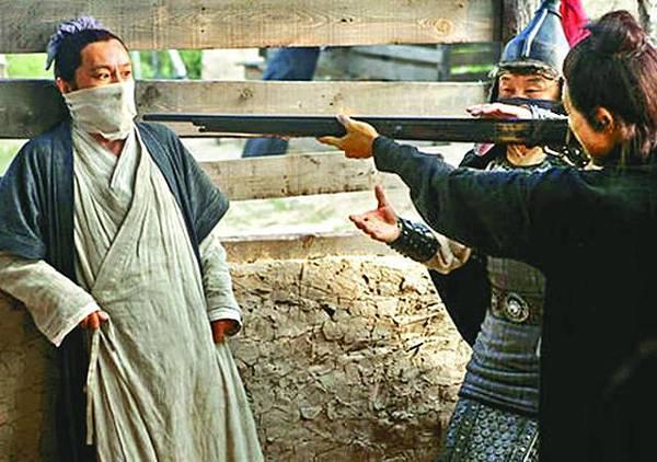 ■名醫吳又可(左)為救大明殫精竭慮,反受迫害。