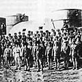 給日軍以重大殺傷的馬占山部隊。(網絡圖片)