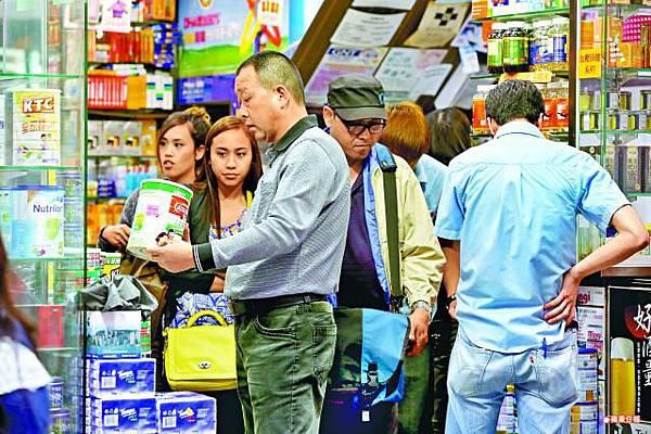 香港「限奶令」將持續 斷貨制裁違規藥房