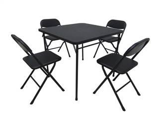 令使用者受傷,沃爾瑪召回7.34萬套Mainstays牌五件套打牌桌椅(Consumer Product Safety Commission)