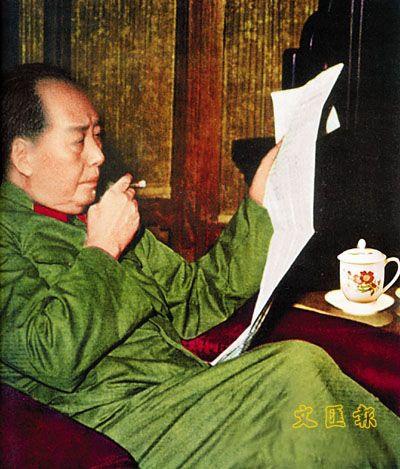 毛是毀掉中國歷史、人淪道德下跌的罪魁禍首。