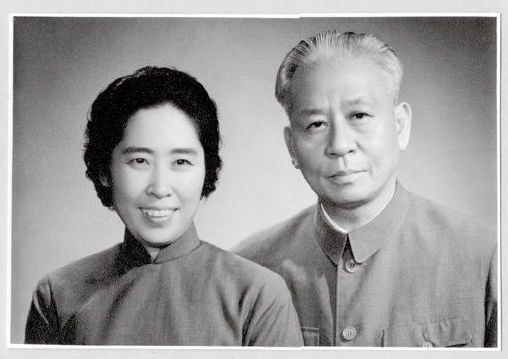 ●劉少奇(1898-1969)任國家主席十年(1959-1969)夫人