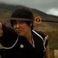 日本現代武士町井勲的刀法出神入化,能以武士刀快斬時速320公里的BB彈。