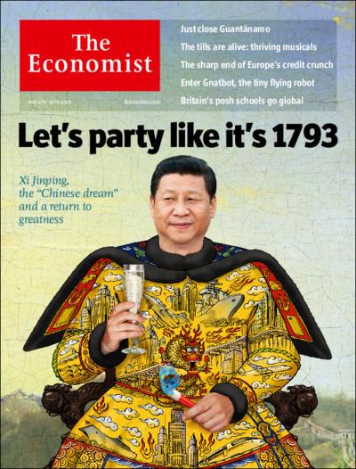 ★千百年來,國人總是從統治者那裡,得到僅管虛假但是具體的,空洞但是有形的對於將來的描述、形容和承諾。但是到了現在,當局卻是要求國人「做夢」,儘管標上了「中國」內容的「中國夢」但仍然還是夢。