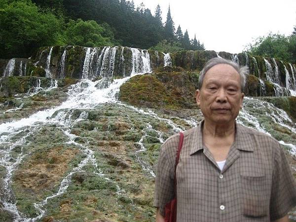 揭發江澤民「二奸二假」問題的大陸學者、中國二戰史研究會會員呂加平。(大紀元資料室)