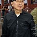老一輩演員午馬先生2013年資料照。(潘在殊/大紀元)