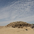 考古學家在埃及南部古代聚落艾得夫(Edfu)附近,發現了一個可以追溯到約4600年前的階梯金字塔.Credit:   Courtesy Tell Edfu Project at the University of Chicago's Oriental Institute.