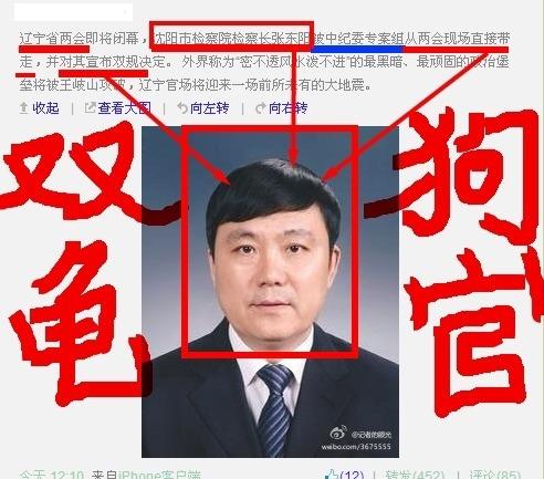 目前,隨著周永康在遼寧政法系統的爪牙張東陽和前遼寧省公安廳長、省政協副主席李文喜的被調查,顯示對周永康的調查已經深入核心罪。周永康1985年進入北京擔任石油部副部長之前,一直在遼寧。而遼寧正是迫害法輪功和活摘器官最嚴重的地區,張東陽和李文喜都是江澤民集團活摘器官的重要證人。(網絡圖片)
