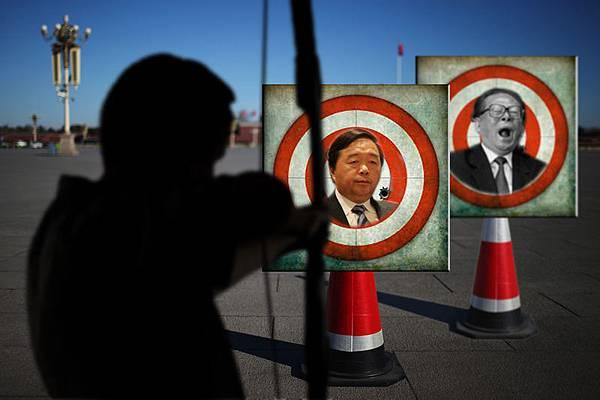 海外資深媒體人、中國問題專家楊光向大紀元表示,習近平陣營必須儘快將江澤民集團「一鍋端」,否則自身將處於危險境地,這是一場「生死大戰」。(大紀元合成圖)