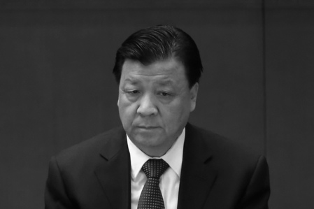 日前,江派劉雲山主管的央視被點名批評,劉雲山的權力也進一步被削弱。習、李當局籍成立中央網絡安全和信息  化領導小組,收回劉雲山此前主管的網絡安全和信息化權力。(網絡圖片)