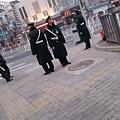 昆明3月1日殺戮事件震驚國際,雲南省副省長被迅速免職。圖為3月3日下午3時,中共兩會開幕,北京高度警戒。(知  情者提供)