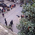 3月14日上午,湖南長沙市五家嶺街道辦事處轄區內發生暴力事件,有人當街砍殺市民。(網路圖片)