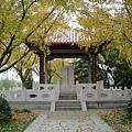 網絡照片 江澤民祖父之墓