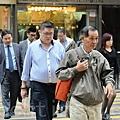 香港人居住生活空間小和工作壓力大,有不少人脫髮嚴重,已成社會現象。(宋祥龍/大紀元)