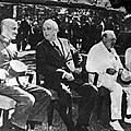 1943年11月23日,蔣中正