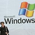 美國微軟公司於2014年4月8日東部時間下午1點左右,正式停止服務其已運作了12年的Windows XP操作系統。全球約5億用戶受影響。( Sean Gallup/Getty Images)
