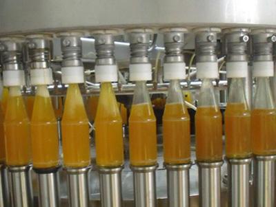 連蘋果汁也有可能從萬里之外來的,大約5%進口到德國的濃縮果汁來自中國。(VdF/維基百科)