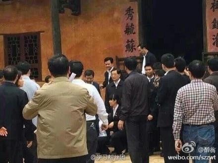 4月11日,胡錦濤前往湖南瀏陽中和鎮的胡耀邦故居參觀,引發外界關注。此消息未見大陸媒體報導,消息被嚴密封鎖。(網絡圖片)