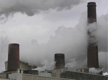 中共最丟人十大產業排行榜第七名:煤炭石化。(網絡圖片)