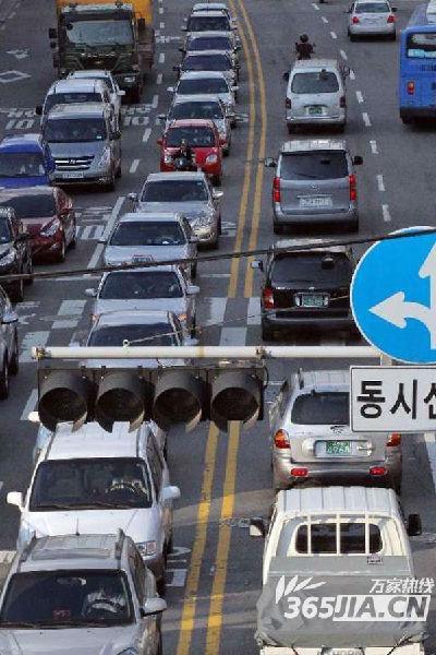 首爾街道有外國車嗎?(網絡圖片)