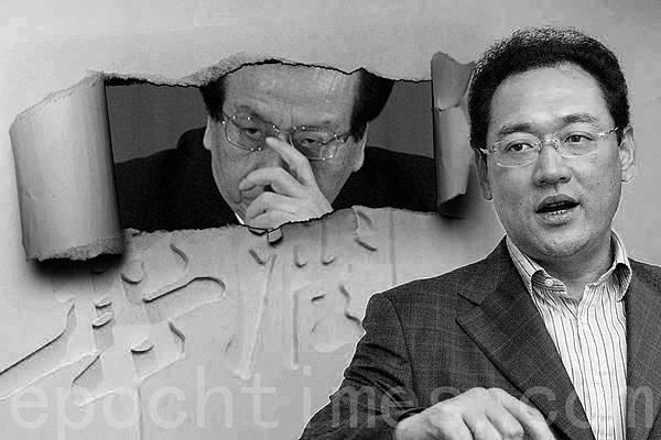 近日,中共央企華潤集團董事長宋林被中紀委正式調查,宋林與江澤民集團曾慶紅、薄熙來等關係密切。此次宋林落馬,  中南海新一輪搏擊殺到香港。(大紀元合成圖片)