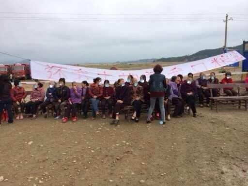 紅下村村民以養殖海產為生,縣政府要求取回沿岸灘土的使用權蓋廠房,村內養殖戶將面臨失業、沒有生活來源的慘境。