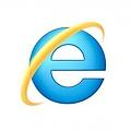 微軟公司針對IE瀏覽器日前被發現的安全漏洞提供更新服務,涵蓋XP用戶。圖為IE瀏覽器的logo。(網路圖片)