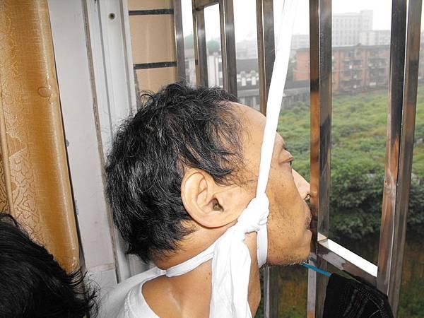湖南祭李旺陽 香港有線記者一度被扣