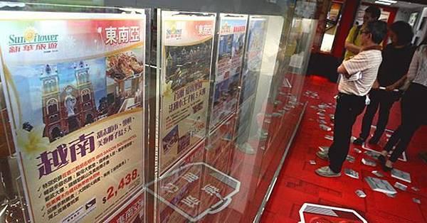 ■本港保安局昨向越南發出黃色外遊警示。
