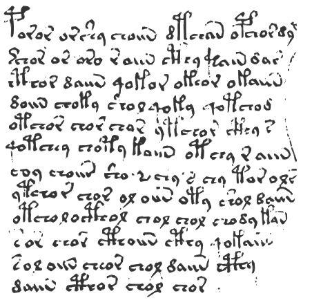 伏尼契手稿(Voynich Manuscript)