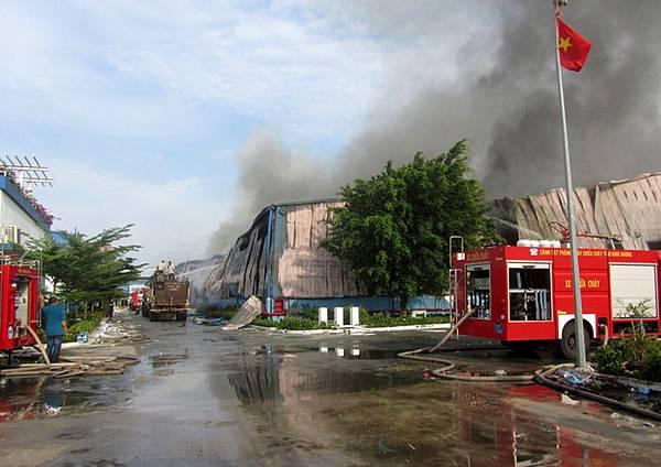 外媒稱,越南近日發生大規模暴力排華事件,釀成了兩國自1979年戰爭後最嚴重的外交危機。中國也已經從越南撤退3000公民。(圖片來源:Getty images)