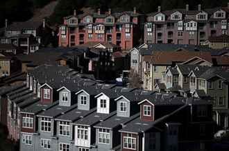 外媒:房市是中國面臨的最大宏觀風險
