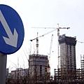 北京2014年上半年的新建住宅成交面積創下近9年新低的同時,二手房市場也出現了量價齊跌的慘況。(大紀元資料室)