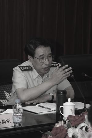 2014年6月30日,前中共中央軍委副主席徐才厚被開除黨籍。(大紀元資料室)