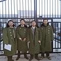 為法輪功學員辯護的中國四位人權律師在黑龍江建三江遭到非法綁架和酷刑,四律師被毆打致共24根肋骨骨折。(網絡圖片)