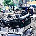 高雄市七月三十一日晚上發生瓦斯氣爆,主要路段是凱旋路、一心路、二聖路、三多路,源頭是發生在二聖路口和凱旋路處。一心路現況(鄭順利/大紀元)