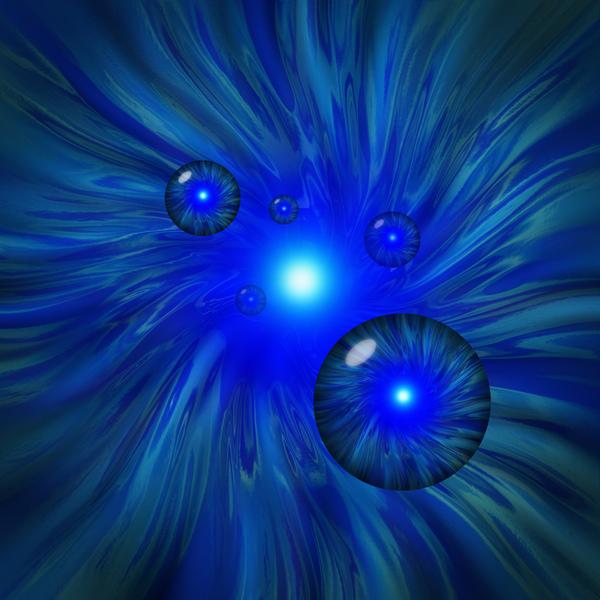 蟲洞(Wormhole)是宇宙中可能存在的連接兩個不同時空的狹窄隧道。(fotolia)
