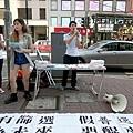 ■7.2預演佔中的被捕者成立政改關注組,成員在灣仔港鐵站擺街站,招募義工及宣揚公民抗命訊息。