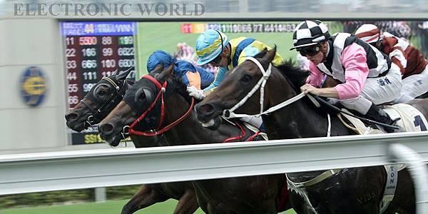 一匹馬的主人改馬匹名字叫『場場勝利』,皆反映主觀願望而已,未必是場場勝利!