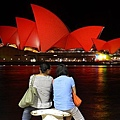 圖為澳洲悉尼歌劇院。(Getty Images)