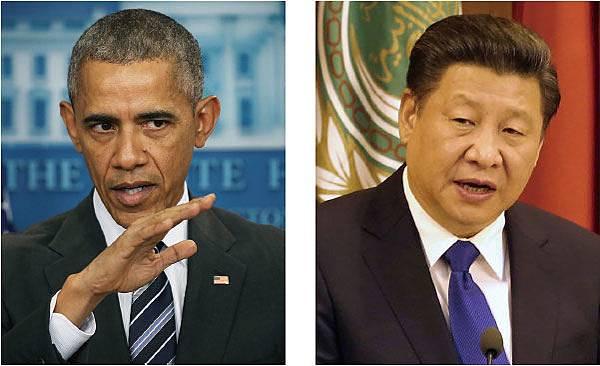2016年2月7日北韓宣布火箭發射計劃後,白宮表示,美國總統奧巴馬和中共領導人習近平近日在電話通話中一致認為,北韓的試射違反聯合國安理會的多項決議。(Getty Images)