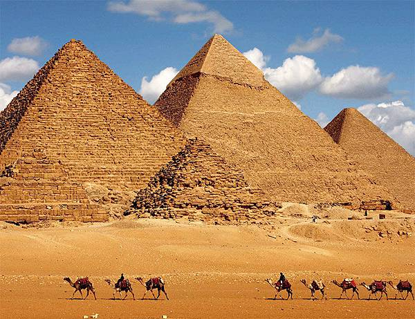 金字塔是不是史前文明的產物?