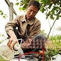 周至縣司竹鄉南司竹一果農用水攪拌膨大劑。