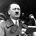 希特勒(1889-1945)的故事,對於今天中國人仍然有重要的啟發性。