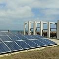 川普批准對進口太陽能面板和洗衣機課以重稅,被外界視為是中美貿易戰開打的訊號。 (中央社)